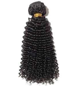 Tissage cheveux vierges Kinky curly (Brésilien)